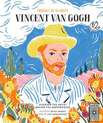 Portrait Of An Artist: Vincent Van Gogh (Hardcover)