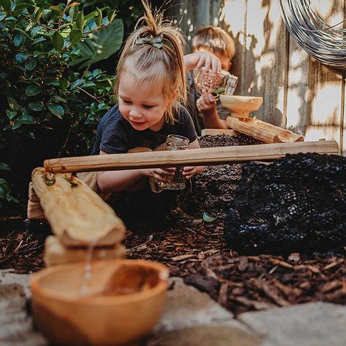 Wooden Water Ways – Starter Family Set
