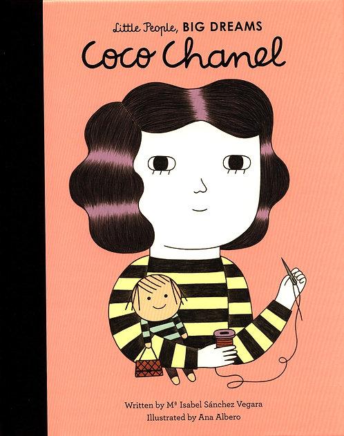 Coco Chanel (Little People, Big Dreams) (Hardcover)