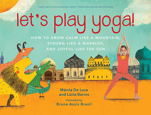 Let's Play Yoga! (Hard Cover)