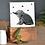 Thumbnail: Gold: Echidna Puggle with Butterflies Fine Art Print