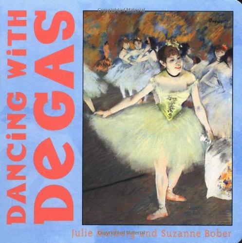 Dancing with Degas (Board Book)