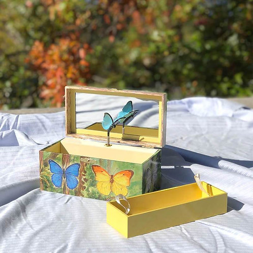 Enchantmints Music Box Butterfly