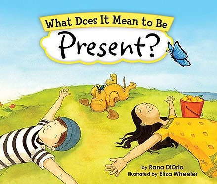 What Does It Mean To Be Present? (Paperback)