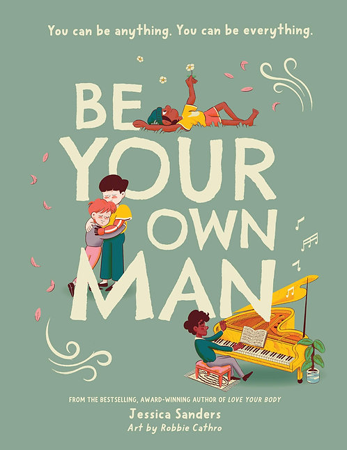 Be Your Own Man (Hardcover)