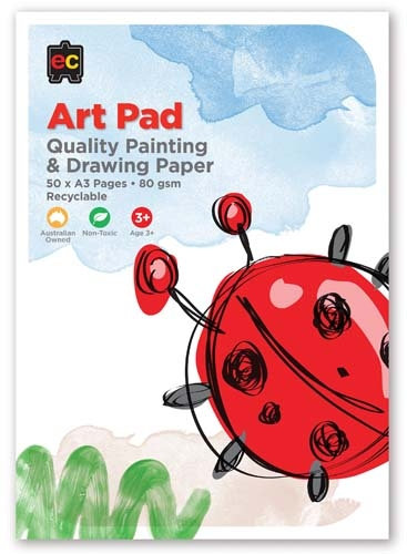 Drawing and Painting Pad A3