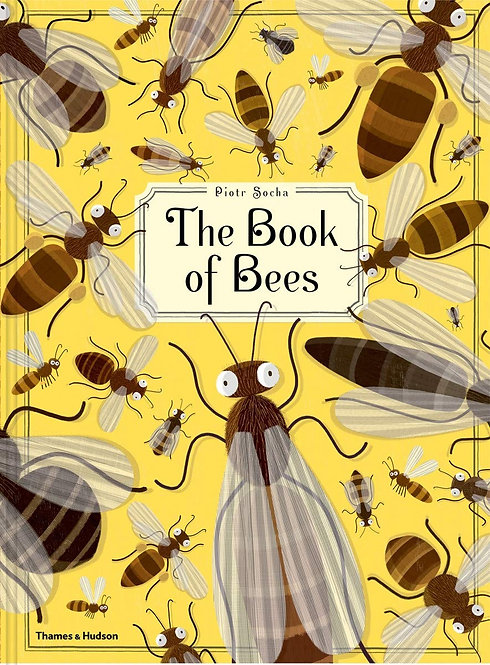 The Book of Bees (Hardcover)