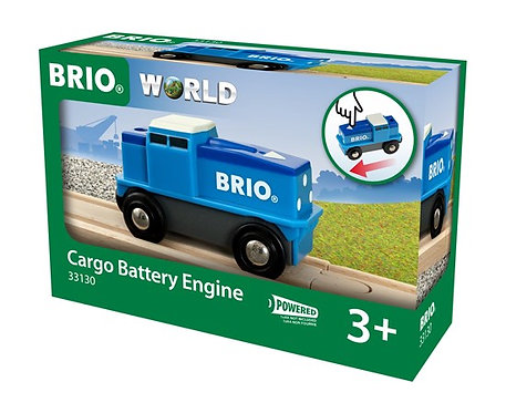BRIO Cargo Battery Engine