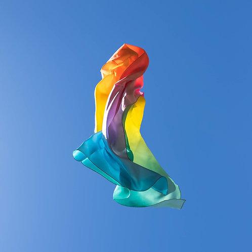 Play Silkies Rainbow Silk