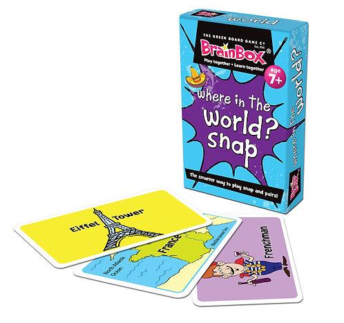 Landmark Snap Card - Where In The World