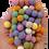 Thumbnail: Papoose 1.5cm Spring Pompoms 25 Pieces