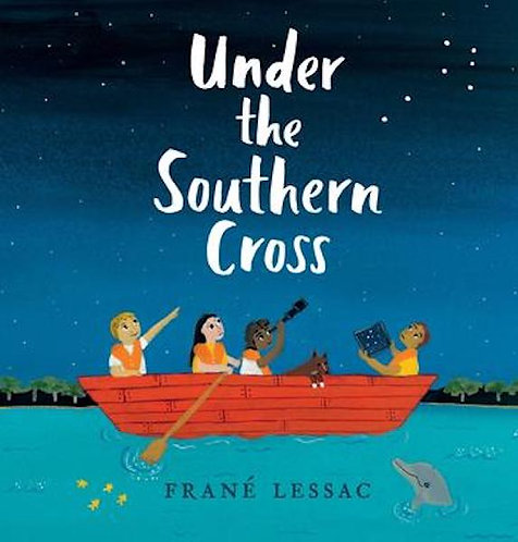 Under the Southern Cross (Hardcover)