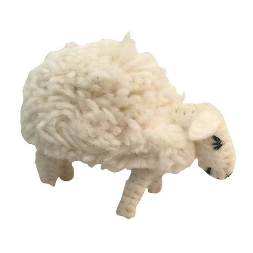 Papoose Sheep with Removable Coats