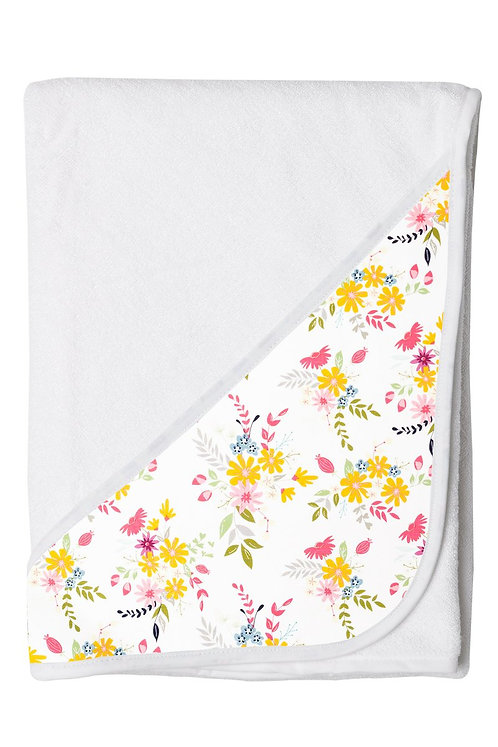 Hands Free Baby Bath Towel - Summer Fields