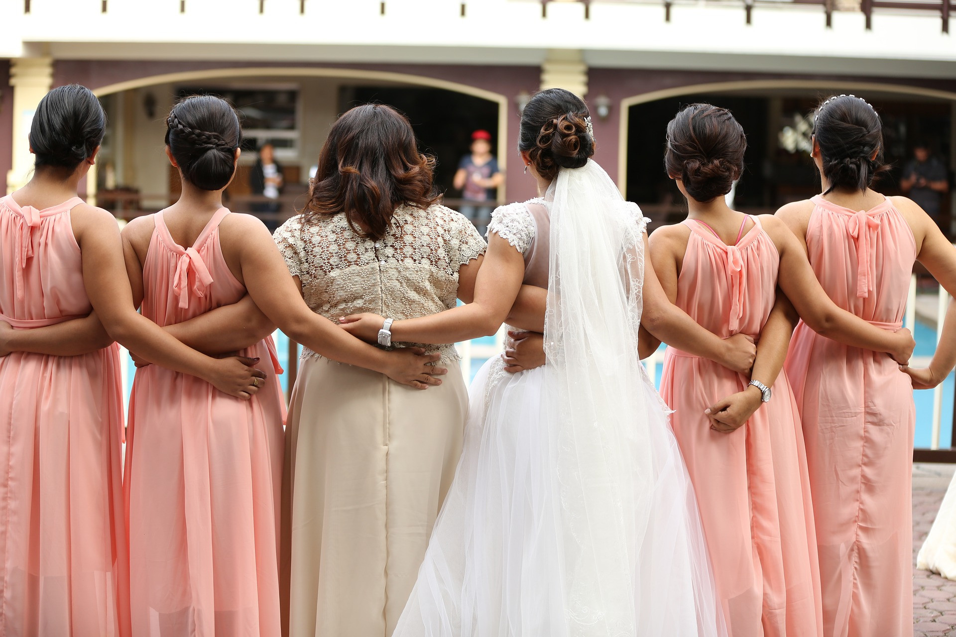 Wedding Gown and Bridal Party Fittings