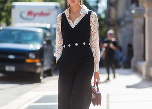 Featured: 6 Outfit Ideas We're Stealing from New York Fashion Week