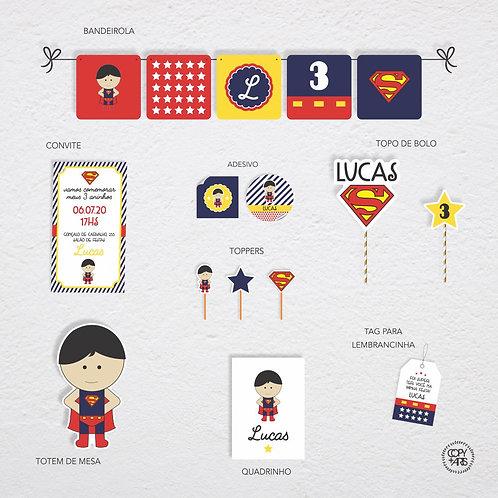 Festa Digital | Super Homem