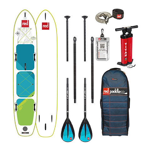 Red Paddle co 15'0 tandem 2019 pack