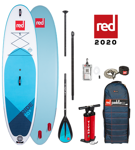 Red Paddle Co 10'8 ride 2020