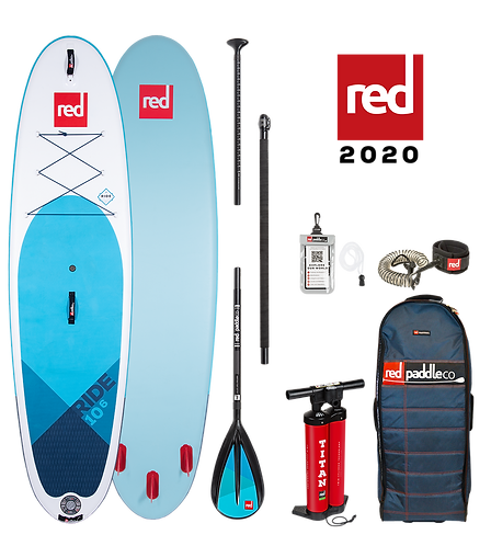 Red Paddle Co10'6 ride 2020