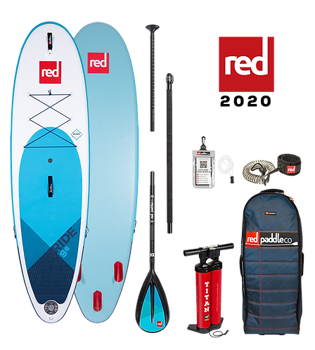Red Paddle Co 9'8 2020