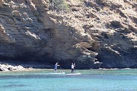 paddle surf cala joncols