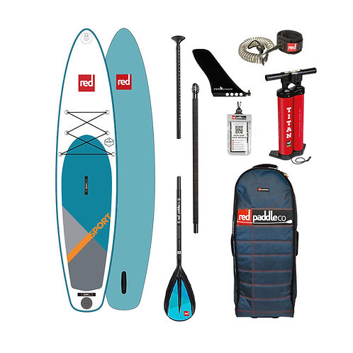 Red Paddle Co 12'6 sport 2019 pack