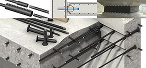 Estrutura de betão