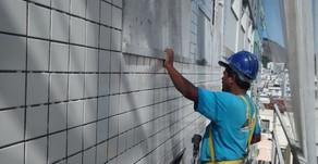 Reabilitação de fachadas!!