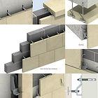 Fachadas Materiais de construção