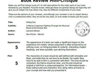 Readers' Favorite Book Review