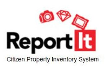 Report it Logo, reportit.leadsonline.com