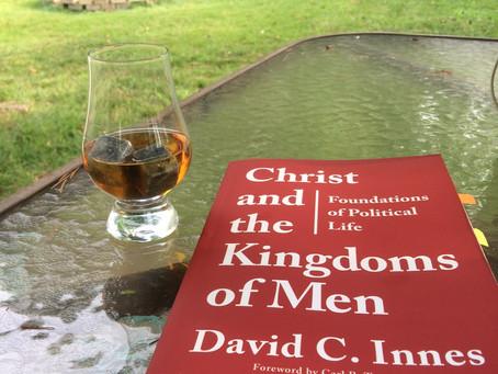 A good book & a wee dram