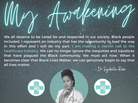 My Awakening - Memoirs of a Black Woman in Medicine