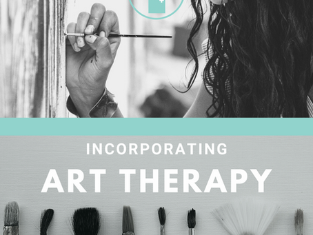 Incorporating Art Therapy