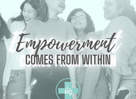 Empowerment Comes from Within