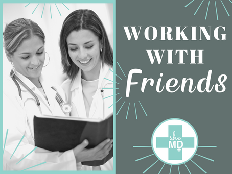 Working with Friends