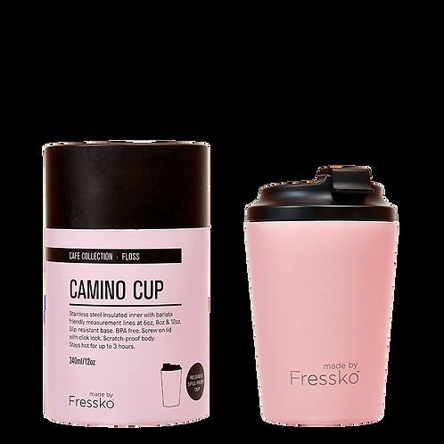 CAMINO BLUSH 340ML REUSABLE COFFEE CUP