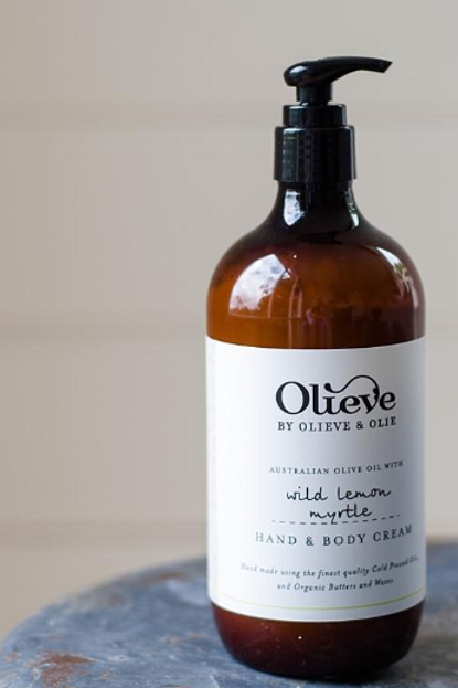 Olieve & Olie Hand & Body cream