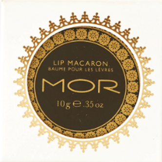 MOR AUSTRALIA-Cassis Noir Lip Macaron