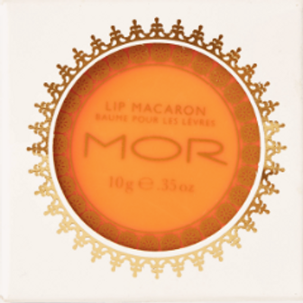 MOR AUSTRALIA -Blood Orange Lip Macaron