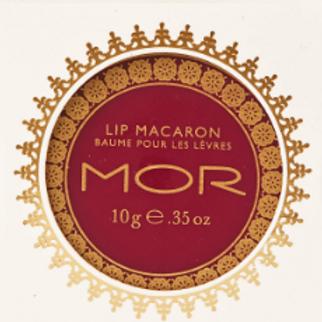 MOR AUSTRALIA- Rosebud Lip Macaron