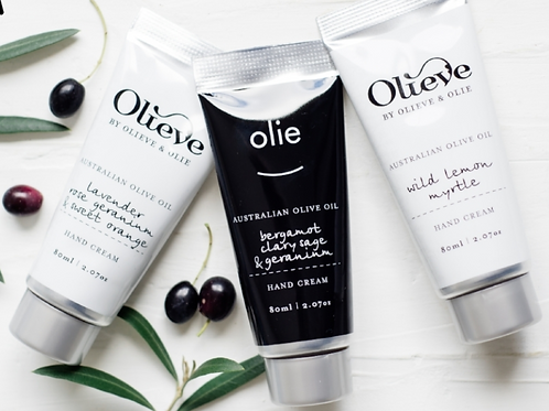 Olieve & Olie Hand Cream