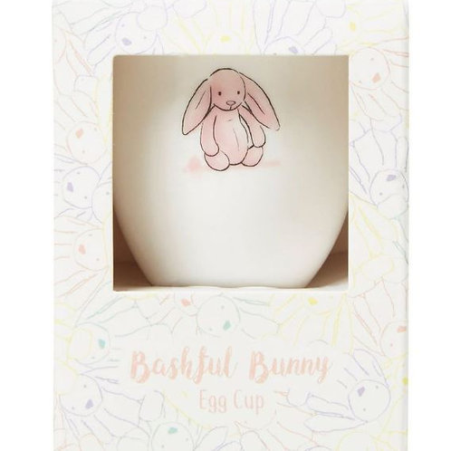 JELLYCAT- EGG CUP BLUSH