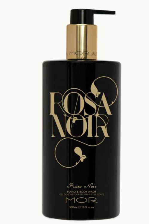 Rosa Noir Hand & Body Wash 500mL / 16.9 fl.oz