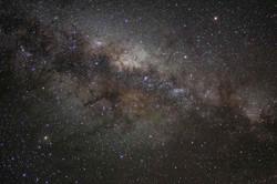 Lake Wanaka Milky way with shooting stars cropped smaller