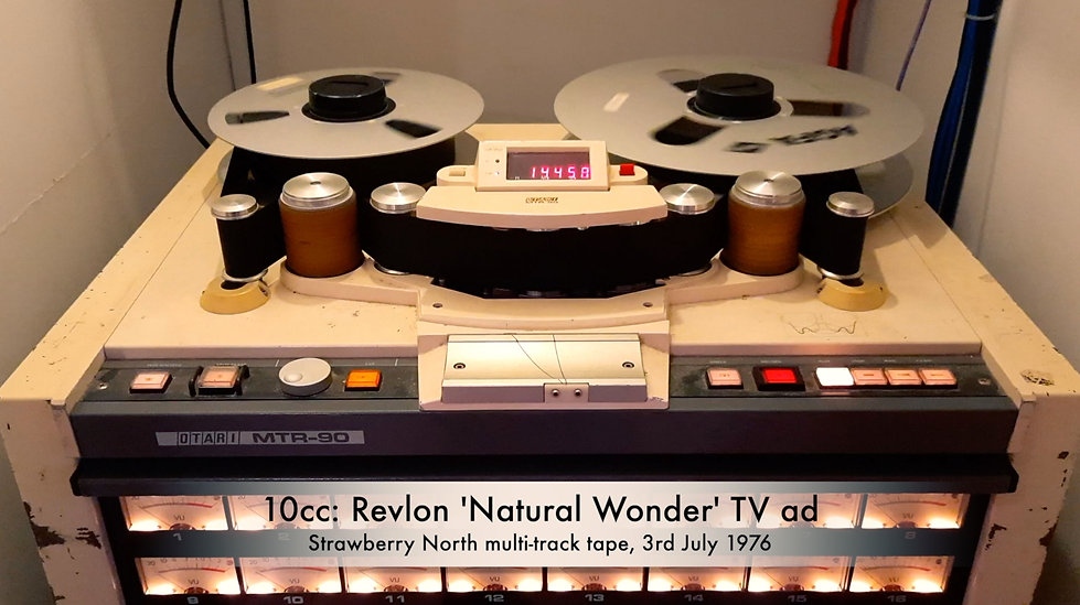 10cc Revlon tape on 24-track machine.jpg