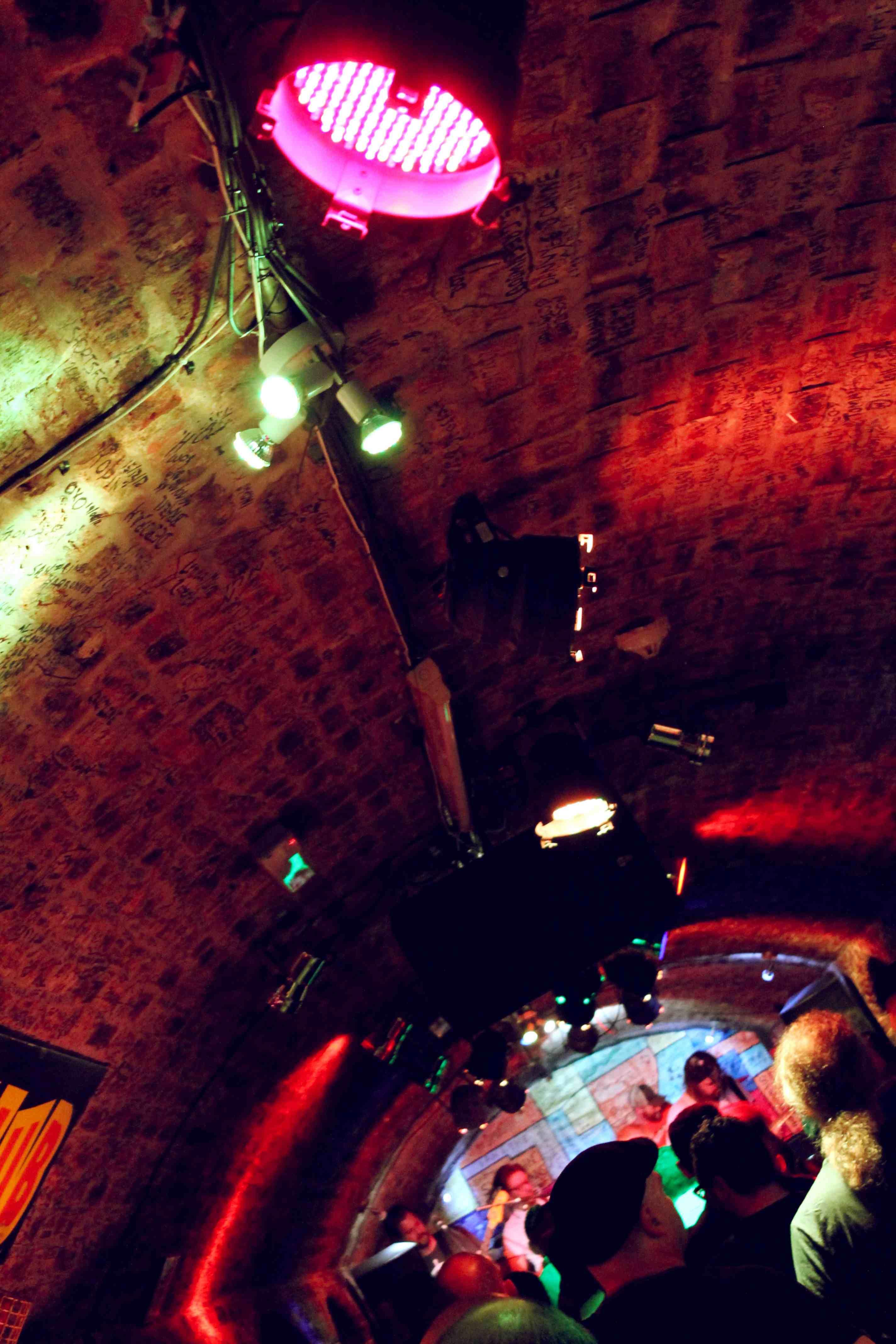 Cavern ceiling Fotor