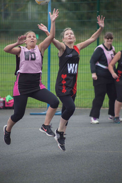 Clubs Netball Kingsley-7411