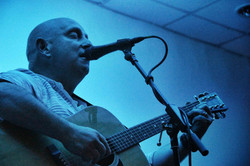 Ian Hall guitar Snapseed
